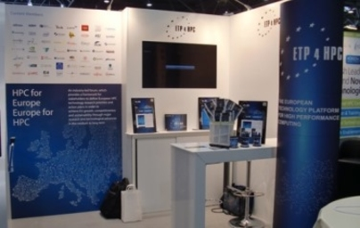 ETP4HPC was at ISC15 in Frankfurt