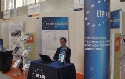 ETP4HPC was at TERATEC Forum 2014