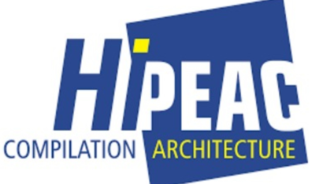 HiPEAC's 11th Conference Prague, Czech Republic, January 18-20, 2016