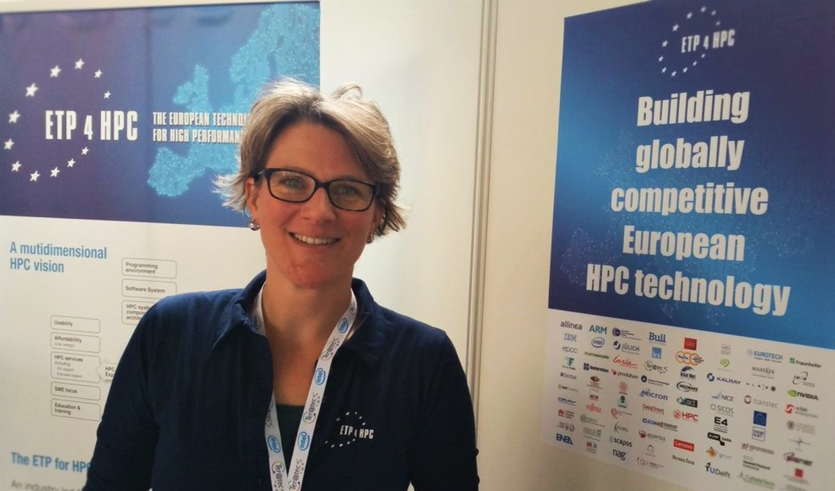 Maike Gilliot - ETP4HPC Office