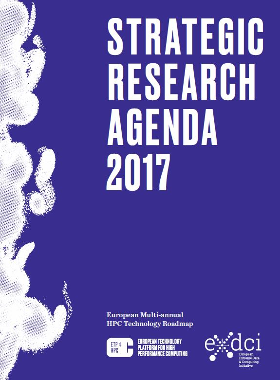 Strategic Research Agenda | etp4hpc